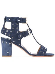 Laurence Dacade Helie Sandals Blue