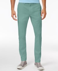 American Rag Men's Stretch Chino Pants Only At Macy's Bristol Blue