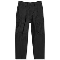 Stone Island Shadow Project Cropped Cargo Pant Black