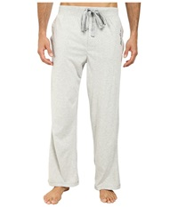 Kenneth Cole Reaction Basic Pants Light Grey Heather Men's Pajama Gray