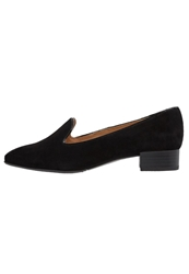 Peter Kaiser Rela Slipons Schwarz Black