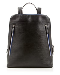 Ben Minkoff Wavy Embossed Samsen Backpack