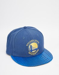 New Era 59 Fifty Cap Fitted Golden State Warriors Blue