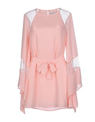 Jovonna Shirts Blouses Women Light Pink