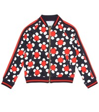 Little Marc Jacobs Printed Track Jacket Multicoloured