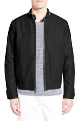 Men's Kenneth Cole New York 'Hipster' Faux Leather Jacket Black
