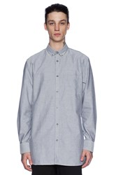 Zanerobe Eight Foot Shirt Light Gray