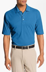 Men's Big And Tall Cutter And Buck 'Championship' Drytec Golf Polo Bayou