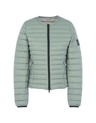 Ecoalf Down Jackets Green