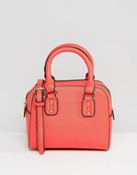 Silvian Heach Mini Cross Body Bag Red