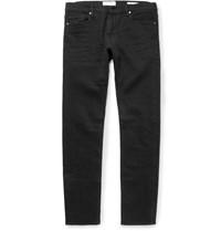 Frame Denim L'homme Noir Slim Fit Jeans Black