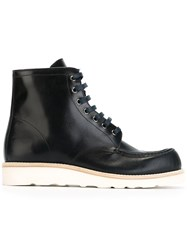 Mr. Hare 'Hannibal' Boots Blue