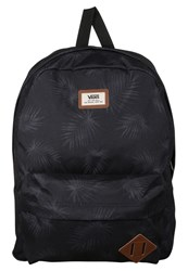 Vans Old Skool Ii Rucksack Black Tonal Palm