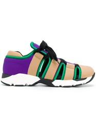 Marni Techno Sneakers Multicolour