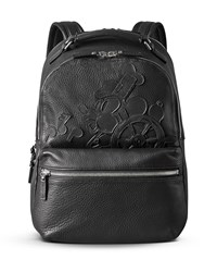 Shinola Limited Edition Steamboat Willie Mickey Runwell Backpack Black