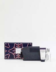 Tommy Hilfiger 50Ml Set Body Wash Dopp Kit No Colour Clear