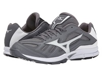 Mizuno Players Trainer Grey White Men's Shoes Gray
