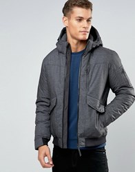 Esprit Short Jacket With Pockets Grey