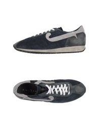 John Richmond Low Tops And Trainers Slate Blue