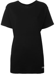 Les Artists Art Ists 'Gosha' T Shirt Black