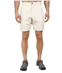 Mountain Khakis Poplin Short Oatmeal Men's Shorts Brown