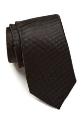 14Th And Union Hartford Solid Tie Black
