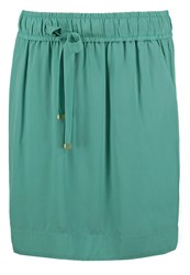 Noa Noa Mini Skirt Beryl Green