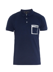 Marc By Marc Jacobs Cotton Pique Polo Shirt