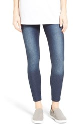 Hue Women's Faded Denim Leggings