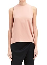 J.W.Anderson J.W. Anderson Crepe Knot Tank Top Pink