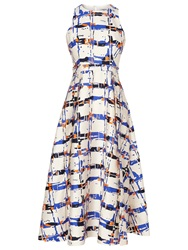 Lk Bennett L.K. Bennett Coney Printed Dress Multi