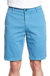Ag Jeans Men's Ag 'Canyon' Twill Walking Shorts Parisian Blue