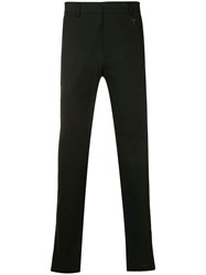 Moschino Tailored Formal Trousers Black