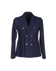 Messagerie Suits And Jackets Blazers Men Dark Blue