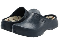 Super Birki By Birkenstock Blue Clog Shoes