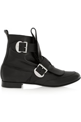 Vivienne Westwood Leather Ankle Boots