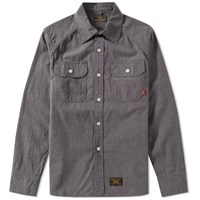 Wtaps Cell Shirt Grey