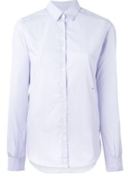 Golden Goose Deluxe Brand 'Rachel' Shirt Pink And Purple