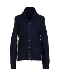Cycle Knitwear Cardigans Men Dark Blue