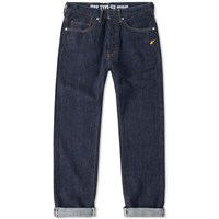 A Bathing Ape 1999 Type 02 Denim Pant Blue