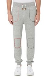Band Of Outsiders French Terry Sweatpants Multi Size 0 28 Us
