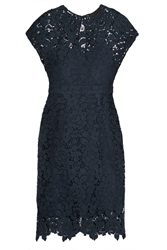 J.Crew Collection Scalloped Guipure Lace Dress