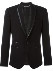 Philipp Plein 'Rock The Universe' Blazer Black