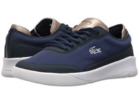 Lacoste Lt Spirit Elite 117 2 Navy Women's Shoes
