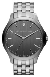 Men's Ax Armani Exchange Bracelet Watch 46Mm