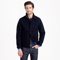 J.Crew Wallace And Barnes Wool Deck Jacket