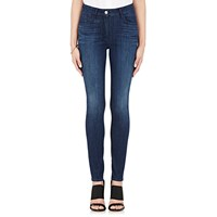 3X1 High Rise Skinny Jeans Sailor