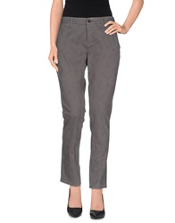 Truenyc. Casual Pants Grey