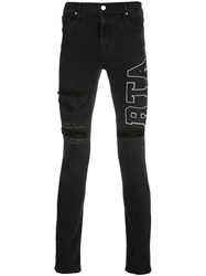 Rta High Rise Skinny Fit Distressed Jeans 60