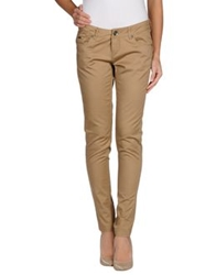 Timeout Casual Pants Camel